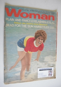 Woman magazine (22 June 1968)