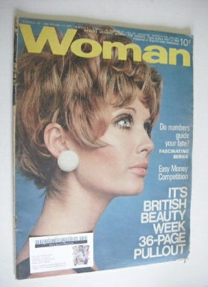 <!--1968-05-04-->Woman magazine - (4 May 1968)