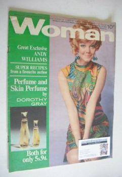 Woman magazine - (27 April 1968)