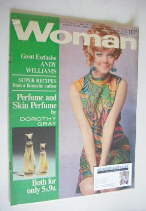 <!--1968-04-27-->Woman magazine - (27 April 1968)