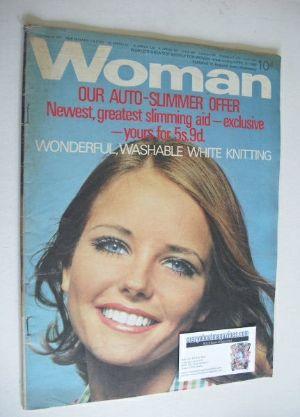<!--1968-04-20-->Woman magazine - (20 April 1968)