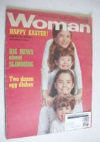 <!--1968-04-13-->Woman magazine - (13 April 1968)