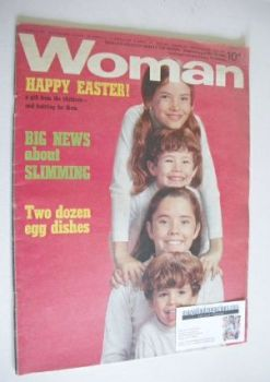 Woman magazine - (13 April 1968)