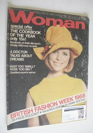 <!--1968-03-09-->Woman magazine - (9 March 1968)