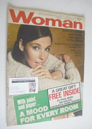 <!--1968-03-02-->Woman magazine - (2 March 1968)