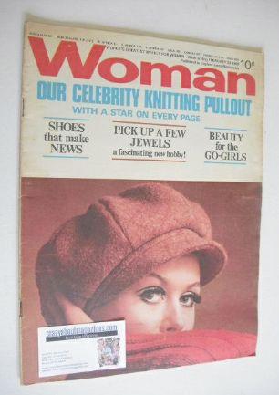 <!--1968-02-24-->Woman magazine - (24 February 1968)