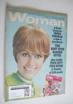<!--1968-02-17-->Woman magazine - (17 February 1968)