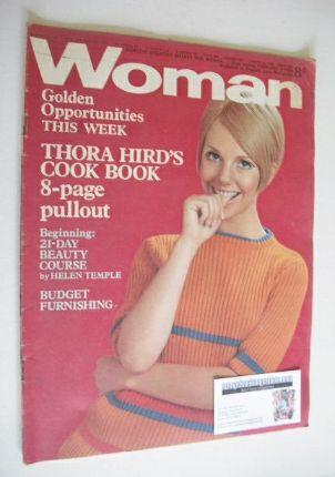 <!--1968-02-03-->Woman magazine - (3 February 1968)