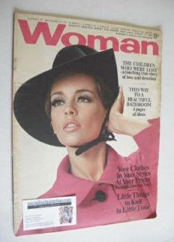 Woman magazine (27 January 1968)