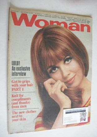 <!--1968-01-20-->Woman magazine - (20 January 1968)