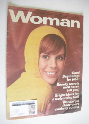 <!--1968-01-06-->Woman magazine - (6 January 1968)