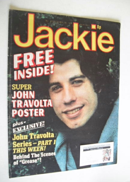 <!--1978-10-14-->Jackie magazine - 14 October 1978 (Issue 771)