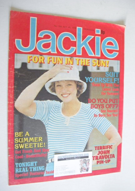<!--1978-07-29-->Jackie magazine - 29 July 1978 (Issue 760)
