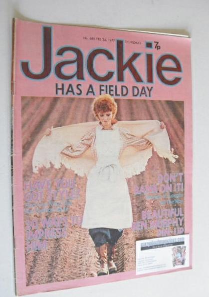 <!--1977-02-26-->Jackie magazine - 26 February 1977 (Issue 686)