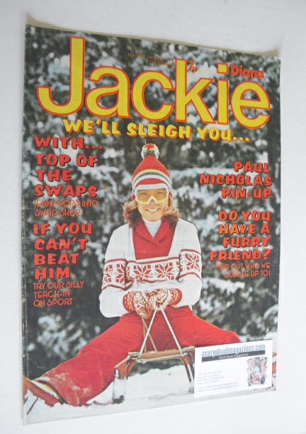 <!--1977-01-29-->Jackie magazine - 29 January 1977 (Issue 682)