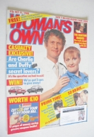 <!--1988-10-11-->Woman's Own magazine - 11 October 1988 - Derek Thompson and Cathy Shipton cover