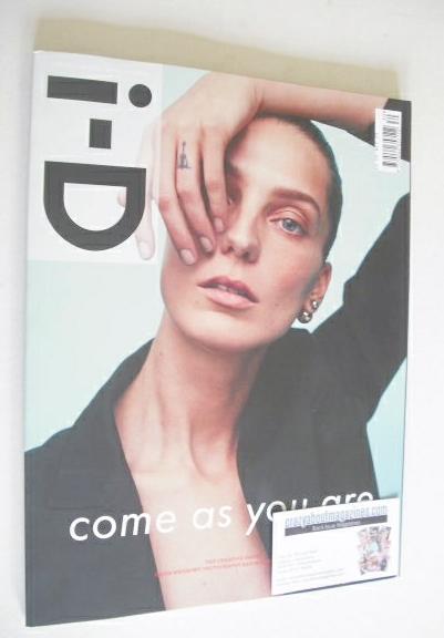 <!--2014-03-->i-D magazine - Daria Werbowy cover (Spring 2014)