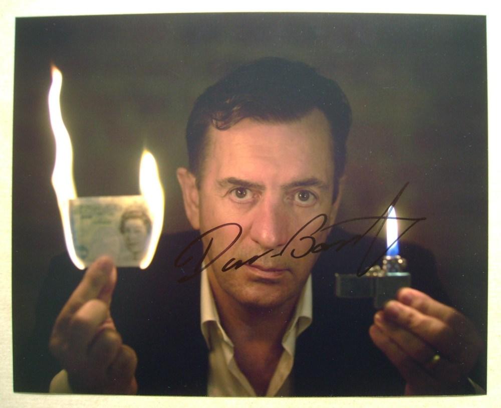 Duncan Bannatyne autograph