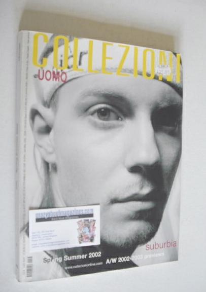 Collezioni Uomo magazine (Spring/Summer 2002)