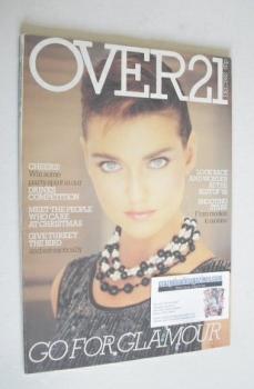 Over 21 magazine (December 1982)