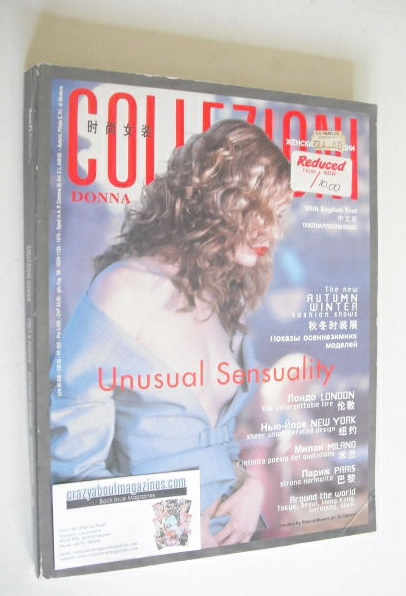 Collezioni Donna magazine (Autumn/Winter 1997 - N.65)