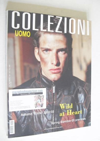 Collezioni Uomo magazine (Autumn/Winter 2002/03)