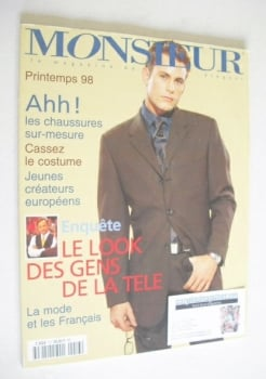 Monsieur magazine (Spring 1998 - No. 13)