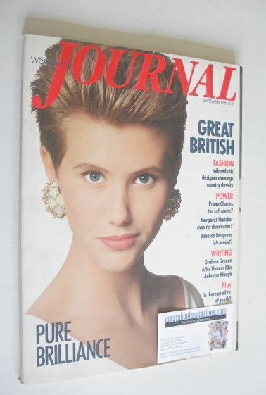 <!--1988-09-->Woman's Journal magazine - September 1988