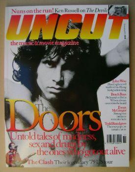 Uncut magazine - Jim Morrison cover (November 1997)