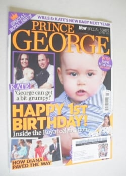 Now Special Issue - Prince George cover (Summer 2014)