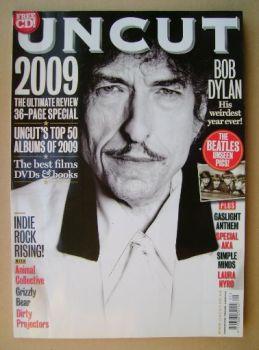 Uncut magazine - Bob Dylan cover (January 2010)