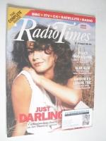 <!--1991-08-17-->Radio Times magazine - Catherine Zeta Jones cover (17-23 August 1991)