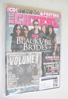 Big Cheese magazine - October/November 2014 - Black Veil Brides cover