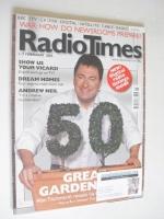 <!--2003-02-01-->Radio Times magazine - Alan Titchmarsh cover (1-7 February 2003)