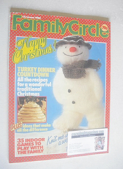<!--1988-12-->Family Circle magazine - Christmas 1988