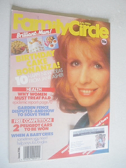 <!--1986-07-->Family Circle magazine - July 1986