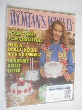 <!--1979-11-17-->Woman's Weekly magazine (17/24 November 1979 - British Edition)