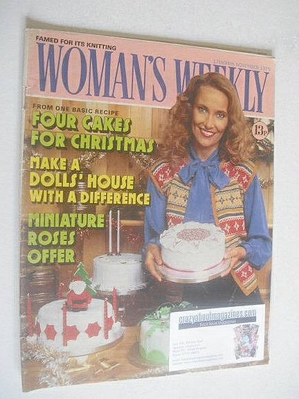 <!--1979-11-17-->Woman's Weekly magazine (17/24 November 1979 - British Edi