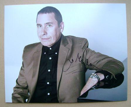 Jools Holland autograph