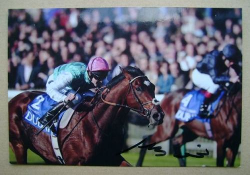 Sir Henry Cecil autograph