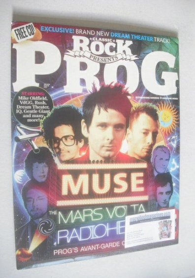 <!--2009-06-->Classic Rock Prog magazine (June 2009 - Issue 9)