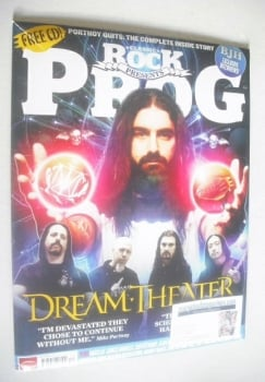 Classic Rock Prog magazine (December 2010)