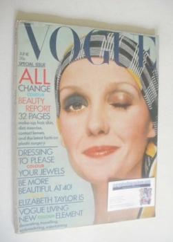 British Vogue - June 1972