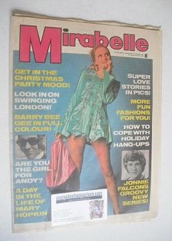 Mirabelle magazine (21 December 1968)