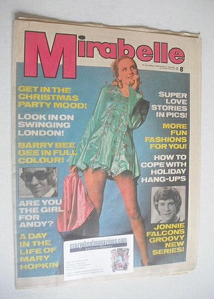 <!--1968-12-21-->Mirabelle magazine (21 December 1968)