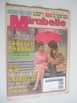 Mirabelle magazine (13 April 1968)