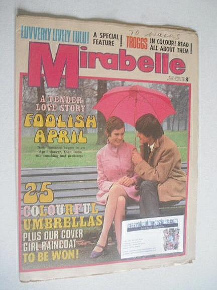 <!--1968-04-13-->Mirabelle magazine (13 April 1968)