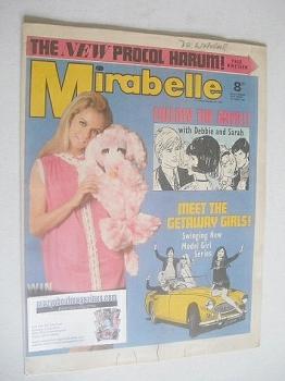 Mirabelle magazine (5 August 1967)