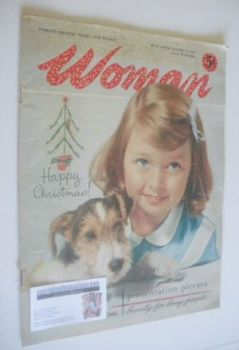 Woman magazine (28 December 1957)