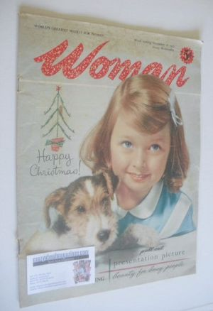 <!--1957-12-28-->Woman magazine (28 December 1957)